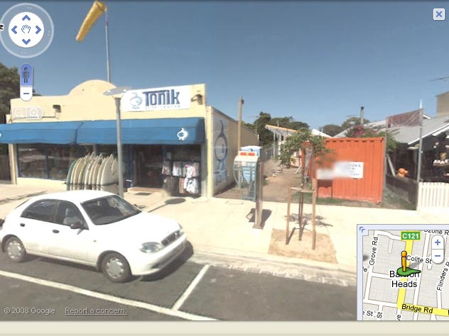 Tonik - the surf shop in Barwon Heads