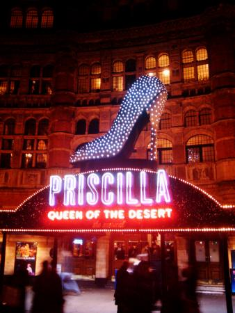 Priscilla Shoe small