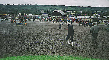 The Pyramid Stage